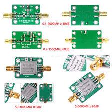 01 6000mhz Rf Amplifier Board Lna Broadband Signal Receiver Low Noise Module