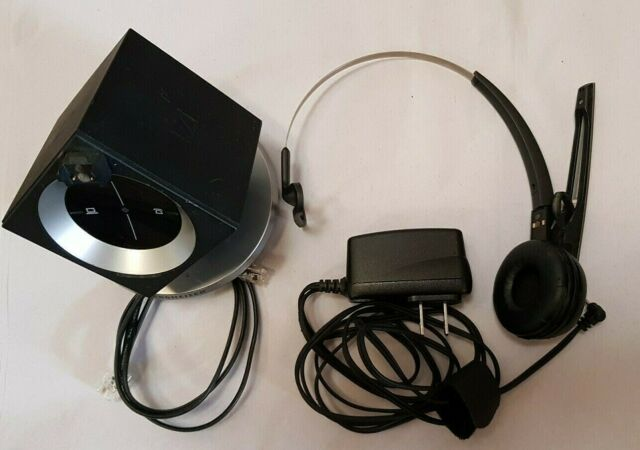 Sennheiser OfficeRunner OR BS-US Convertible Wireless Headset