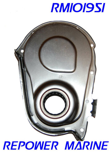 59341A1 3.0L Mercruiser Timing Chain Cover for GM 2.5L Volvo Penta