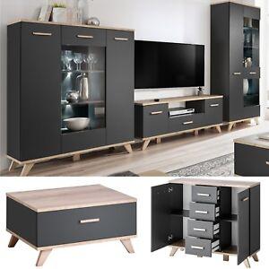 Media-Entertainment-Center-Wall-Unit-TV-Stand-LED-Modern-Living-Room-Furniture