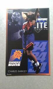 Charles Barkley Phoenix SUNS Costacos Bros Elite NBA MINI 4x6 inch POSTER | eBay