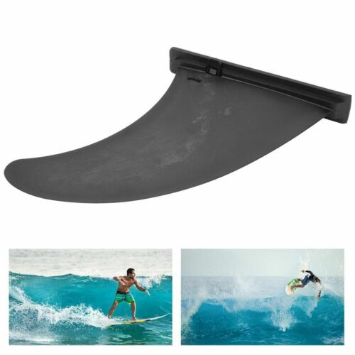 Inflatable Surfboard Fins Detachable Caudal Fins For SUP Surfboard Paddleboard❤F