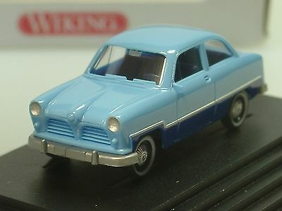 /_NEU//OVP 1:87 Ford Taunus 12M kieselgrau//kobaltblau Wiking 020202