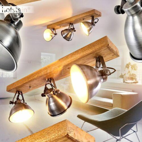 Wand Decken Lampen Wohn Schlaf Zimmer Raum Leuchten Vintage Flur Dielen Strahler