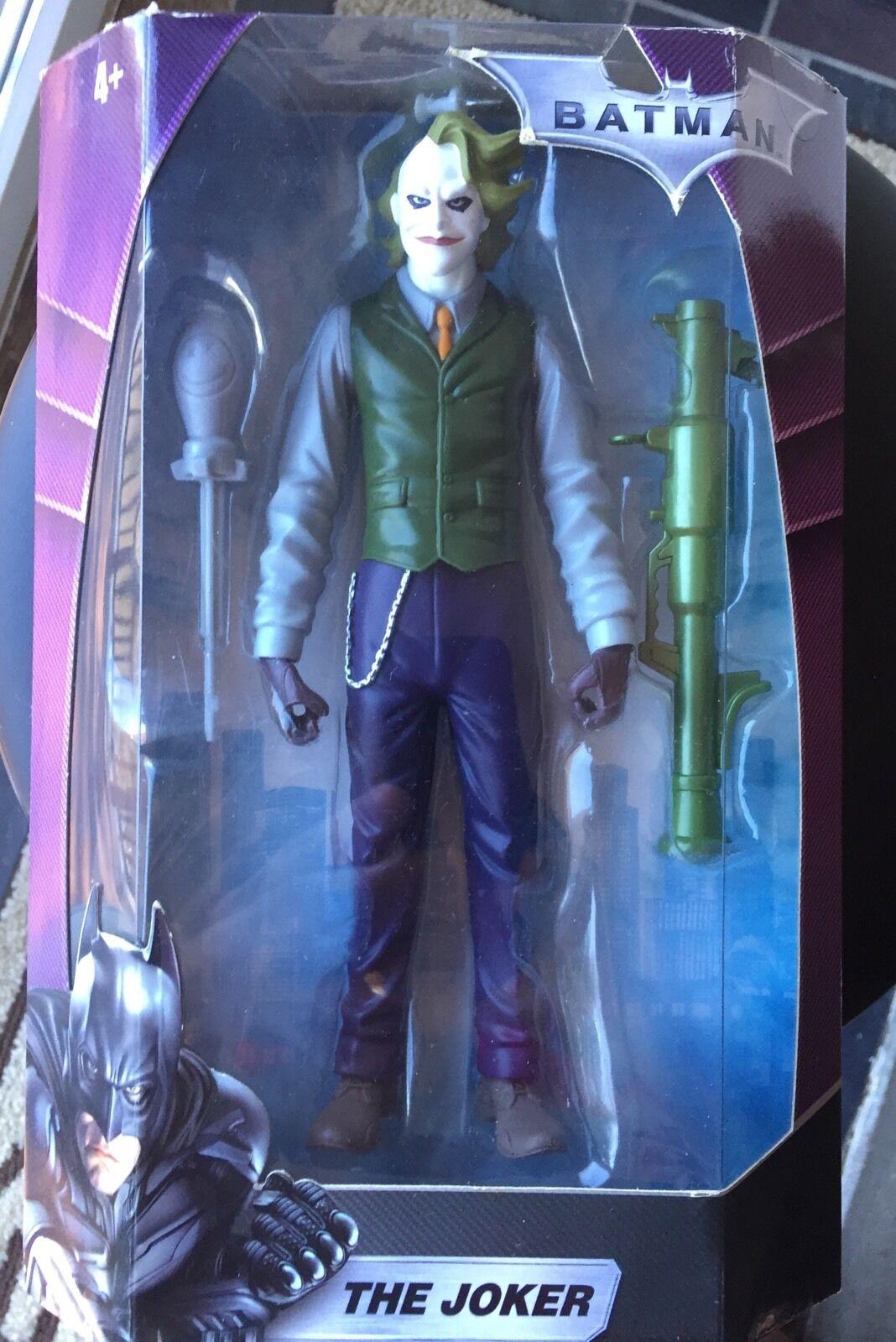Der dunkle ritter  der joker batman toys r us 10  - figur exklusive new in box