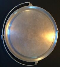 "*Miracle Maid 2 Sided Advanced Aluminum 13"" Griddle With Bail Handle G2 *VTG!*"