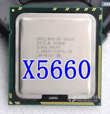 Intel Xeon DP X5660 - 2,8 GHz 6 (BX80614X5660) Prozessor
