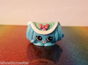 Shopkins Fashion Spree Series #16 DUFFA Blue Exclusive Mint