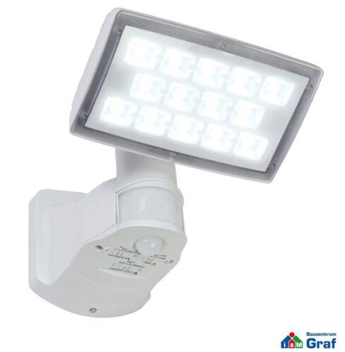 Lutec LED a parete//Lampada da soffitto Faretto peri con rilevatore di movimento//18w//#844181