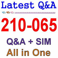 Cisco Best Practice Material For 210-065 Exam Q&A PDF+SIM