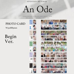 SEVENTEEN-3rd-ALBUM-AN-ODE-BEGIN-VER-PHOTO-CARD