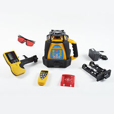 TOP HIGH ACCURACY NEW SELF-LEVELING ROTARY/ ROTATING LASER LEVEL 500M RANGE