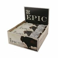 Epic All Natural Meat Bar 100% Grass Fed Bison Bacon And Cranbe... Free Shipping