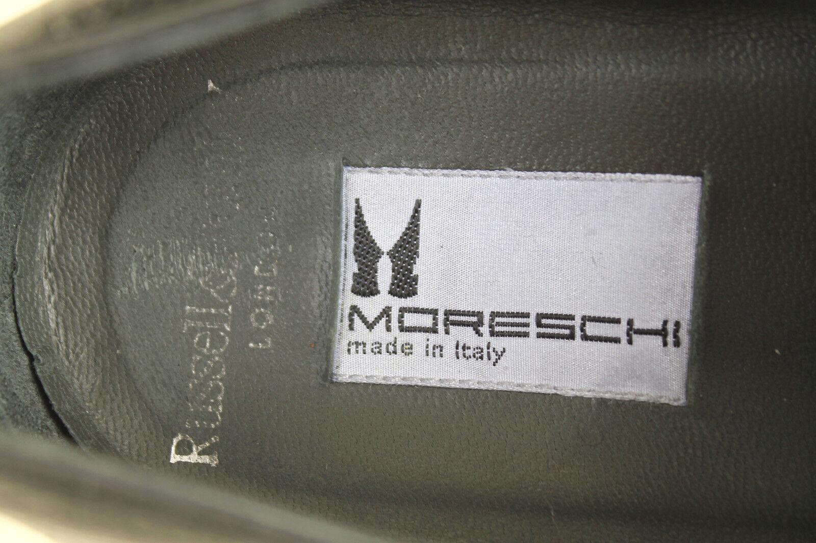 MORESCHI Oxford Puntera Deerskin Leather EE. UU. 8.5 Reino Reino Reino Unido 7.5 para Hombre Zapatos e0f6bc