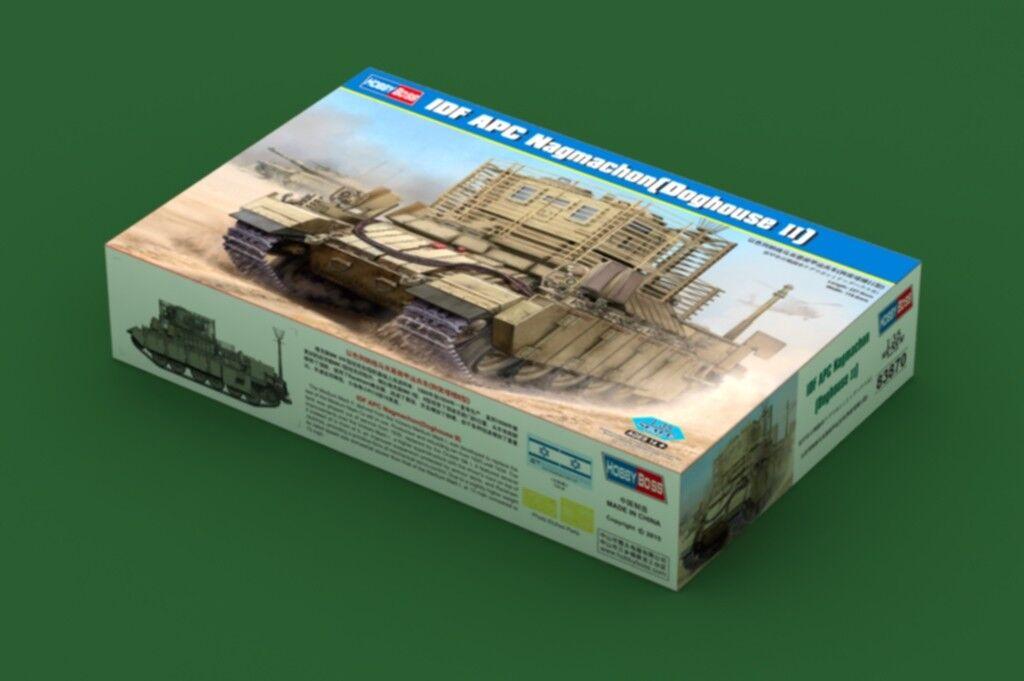Hobbyboss 83870 1 35th scale IDF APC Nagmachon  (Dog House II)