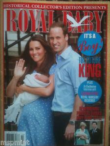 KATE MIDDLETON ROYAL BABY MAGAZINE PRINCE GEORGE FUTURE KING DUCHESS PHOTO