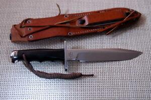 Details about RARE CUSTOM COMBAT KNIFE LOCKNIFE