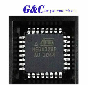 5PCS-IC-ATMEGA328P-AU-TQFP-32-ATMEL-NEW-GOOD-QUALITY