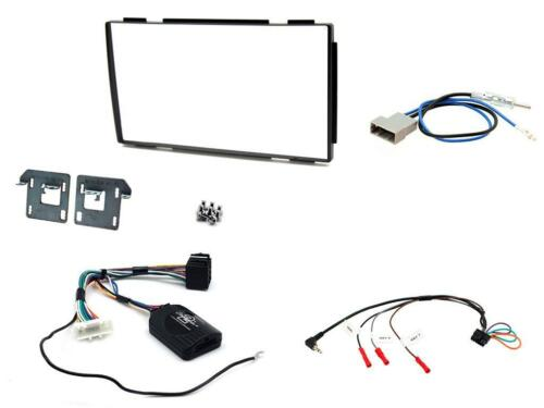Connects2 CTKNS03 Nissian Qashqai 07-13 Complete Double Din Stereo Fitting Kit