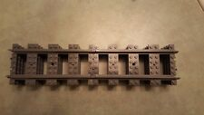 8 Straight LEGO train tracks. New perfect condition. Lowest Total Price on Ebay!