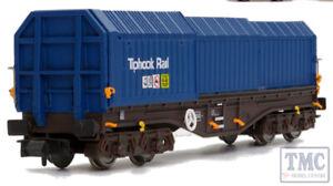 4f-039-005 Dapol Oo Telescopic Hood Wagon Tiphook Rail Blue 33 70 0899 010-9 Calcul Minutieux Et BudgéTisation Stricte