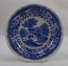 Villeroy & and Boch BURGENLAND BLUE - salad / dessert plate 19.5cm
