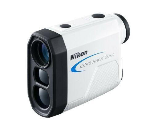 Blanco Nikon coolshot 20 Gii láser Rangerfinder