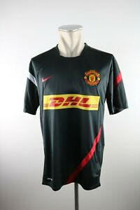 Manchester-United-Trikot-2011-2012-Gr-XL-Nike-Jersey-DHL-Shirt-Training