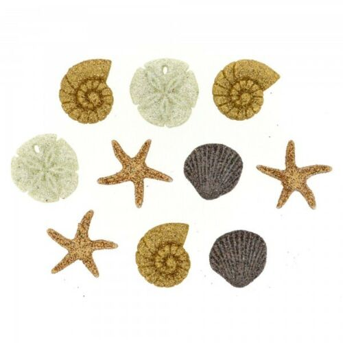 Sewing//Embellishments Choose from 37 Designs Jesse James /'DRESS IT UP BUTTONS/'