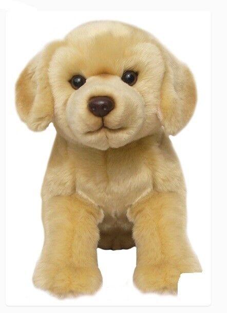Plush Dog YELLOW LABRADOR - 31 Animal- cm Collectible Toy- Stuffed Animal- 31 Soft Cute Pet 70e630