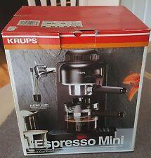 KRUPS 4-Cup ESPRESSO/Cappuccino MINI 963  Coffee Machine Maker, Black, Portugal