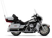 Pr Gas Tank Stripes Replces 2003 Flhtuci Ultra Harley Davidson Anniv Tks101