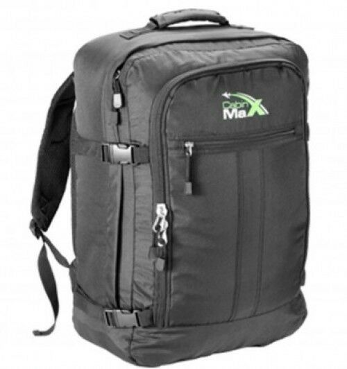 Cabin Max Backpack Flight Carry on Bag 44l Travel Hand Luggage 55x40x20 Cm  for sale online  81b516821c20b