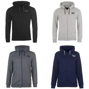 Everlast-Logo-Full-Zip-Hoody-Jacket-Mens-Hoodie-Sweatshirt-Sweater-Hooded-Top