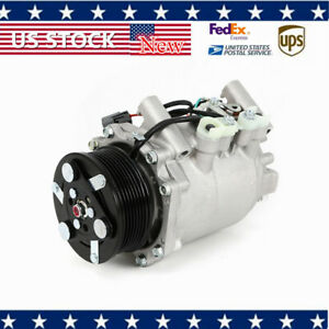 AC Compressor Clutch Coil for Acura TSX 2004-2008 2.4L Engine