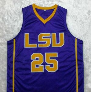 info for cb291 c6e9d Details about BEN SIMMONS LSU Tigers Purple Basketball Jersey Gift Any Size