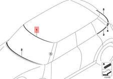 Genuine MINI Cooper F55 5DR Windshield Upper Moulding Trim OEM 51317422806