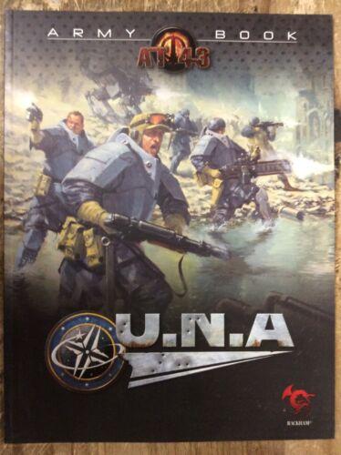 Rackham AT 43 UNA Army Book