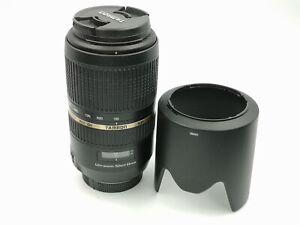 Tamron-70-300mm-f4-5-6-Di-VC-SP-USD-Sony-A-Mount-1-Jahr-Gewaehrleistung