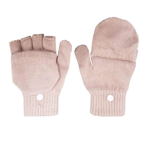 Kids Children Magic Gloves 2 Way Mittens Boys Girls Winter Funky Cool Teenagers