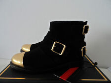 H&M Balmain Suede Ankle boots/ Stiefeletten Size 36
