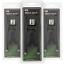 3-x-Alu-Snag-Bar-Ear-Rod-Pod-Bissanzeiger-Rutenhalter-Bank-Stick-Rutensicherung Indexbild 2
