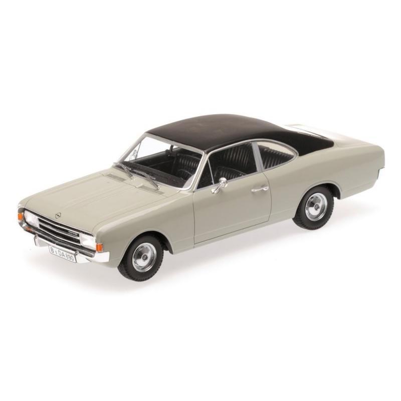 Minichamps Opel Rekord C Coupé 1966 mc-107047022