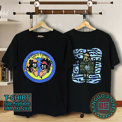 BLACK CROWES T-Shirt Funny Birthday Cotton Tee Vintage Gift For Men Women
