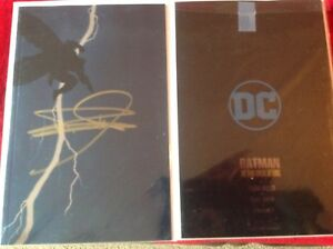 BATMAN-DARK-KNIGHT-RETURNS-1-CUSTOM-FOIL-VARIANT-SIGNED-FRANK-MILLER-DC-COMICS