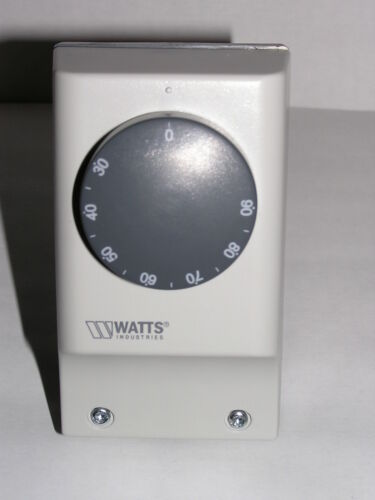 Watts Tauchthermostat 16A TC 100//AN  Temperaturregler 0-90°C 100mm  Tauchhülse