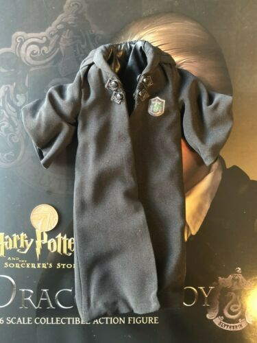 Star Ace Harry Potter Sorcerers Stone Draco Malfoy School Robe loose 1//6th scale