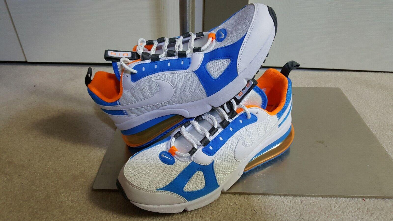 New Men NIKE AIR MAX 270 FUTURA low top running sneakers Size 9.5