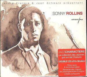 Sonny-Rollins-SCOOPS-2-disc-CD-NEW