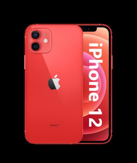 Apple IPHONE 12 5G 128GB Neuf Original Smartphone Ios 14 Rouge